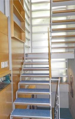 ユートピア青山 共用階段