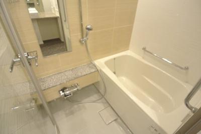 【浴室】ガリレオ新町(南棟)