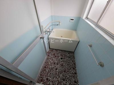 【浴室】竹本コーポ