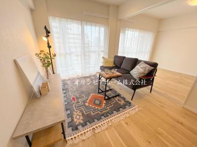 【エントランス】南砂町グリーンハイツ 1号棟 13階 リ フォーム済