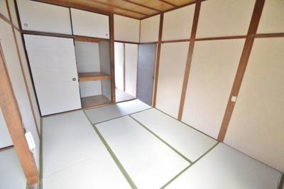 【寝室】伊賀2丁目平屋