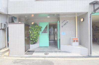 【エントランス】ハイムアーキテクト