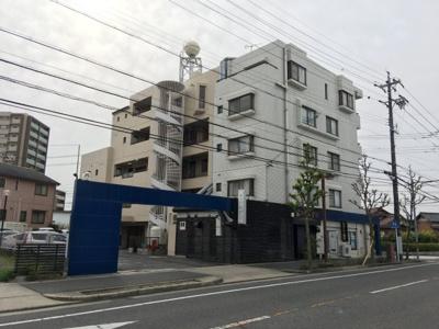 【外観】OS・SKYサンメイト