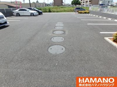 【駐車場】プランドールMIA