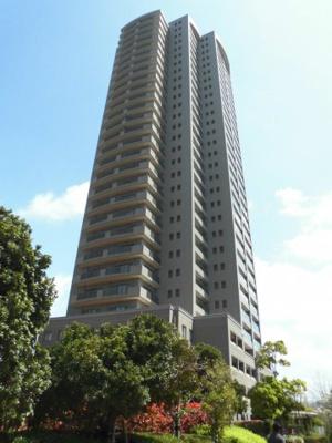 31階建てタワーマンション。帝国ホテルのある複合商業施設、大阪アメニティパーク内に立地しています。