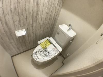 【トイレ】フジパレス喜連瓜破Ⅱ番館