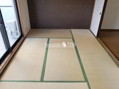 【和室】ループ若草