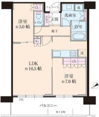 平成29年10月築のタワーマンション