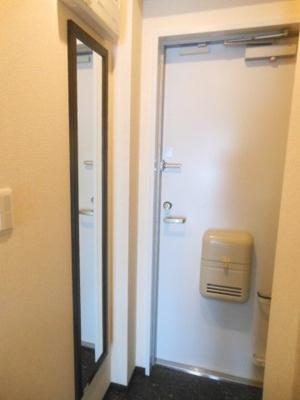 【玄関】クレイノ大物