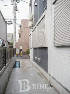 ハーモニーテラス新宿若松町の周辺です