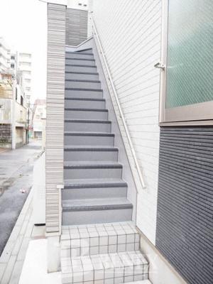 ハーモニーテラス新宿若松町の共用部分です