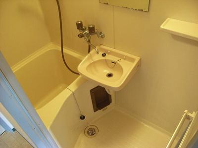 【浴室】ペルソナ・イナダ