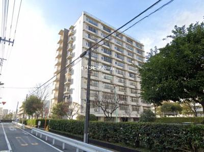 【外観】亀戸二丁目団地8号棟 7F リ フォーム済 錦糸町駅8分