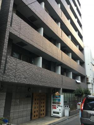 【外観】スカイコート日本橋第3