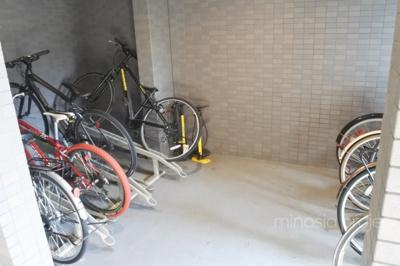 駐輪場は1台分無料でご利用いただけます