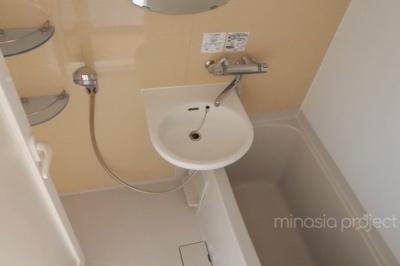 【浴室】ルーブル小竹向原弐番館