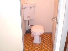 【トイレ】尾原荘