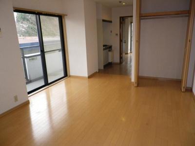 【居間・リビング】コートハウス常盤台