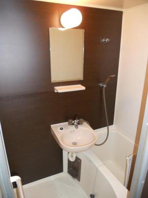 【浴室】コーポ小濱