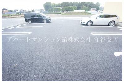 【駐車場】T・グリーングラス