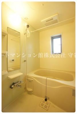 【浴室】T・グリーングラス