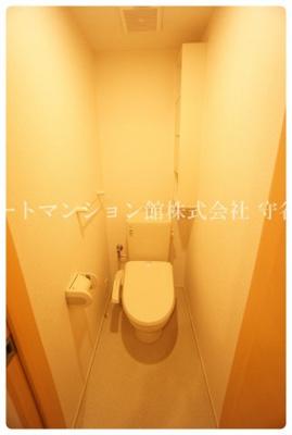 【トイレ】T・グリーングラス