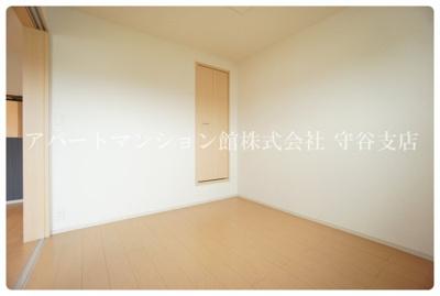 【寝室】T・グリーングラス