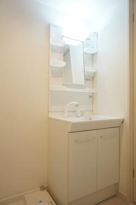 リブリ・グランテージの洗面所