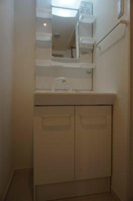 リブリ・都賀の杜の洗面台