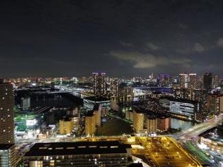 本物件から東京タワー及びレインボーブリッジが望めます。BEACON TOWER Residence(ビーコンタワーレジデンス)