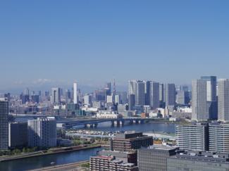 東京タワーが望めます。BEACON TOWER Residence(ビーコンタワーレジデンス)