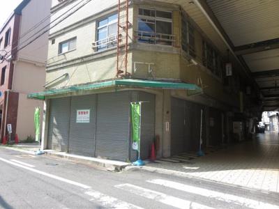 和泉府中貸店舗 嬉しい商店街の角地店舗