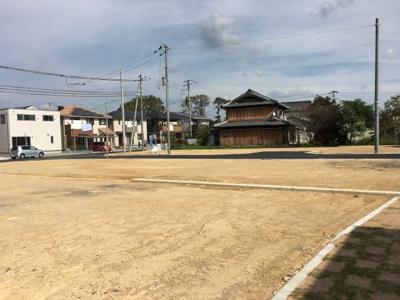 【前面道路含む現地写真】天神町開発6号地