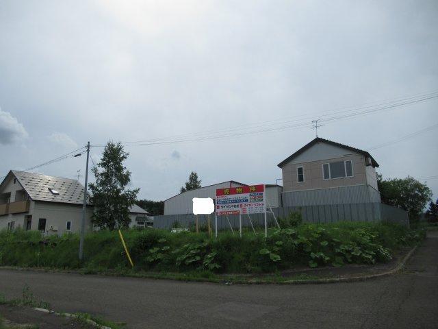 【外観】北見市小泉675番30 売土地