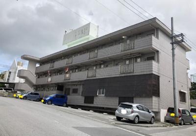 【外観】第二許田アパート