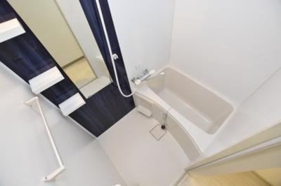 【浴室】ジアコスモ江戸堀パークフロント