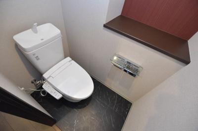 【トイレ】パンセ新町