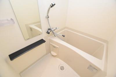 【浴室】プレサンス新町ウィズジョイ