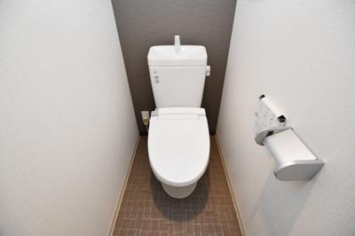 【トイレ】ジアコスモ谷町四丁目
