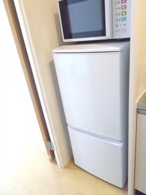 冷蔵庫・電子レンジ