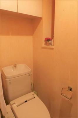 【トイレ】サーパス松屋町筋