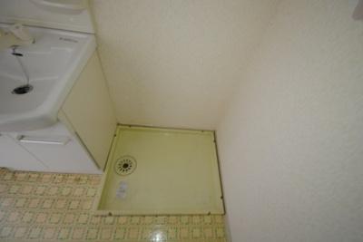 内装イメージ:同物件別室 室内洗濯機置き場