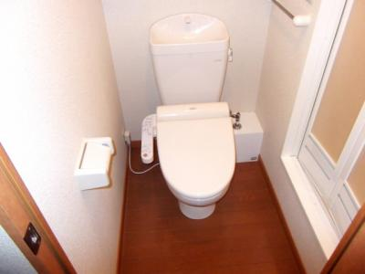 【トイレ】レオパレス上坂部2
