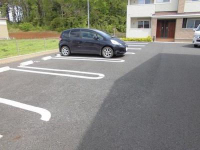 【駐車場】ボヌール・R