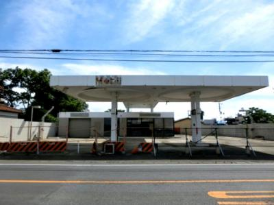 【外観】鴻巣市屈巣~元ガソリンスタンド~