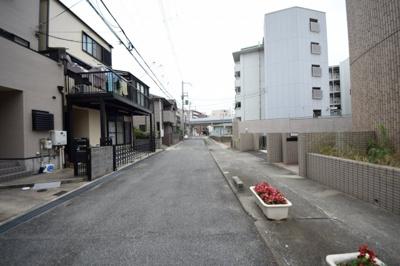 【前面道路含む現地写真】神戸市東灘区魚崎西町4丁目 中古戸建