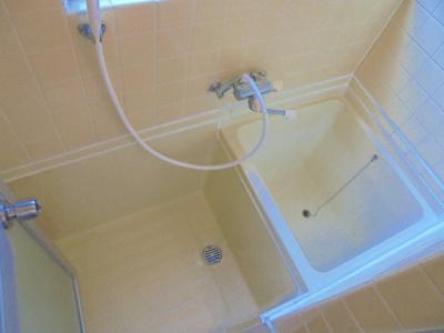 【浴室】湯里ビル