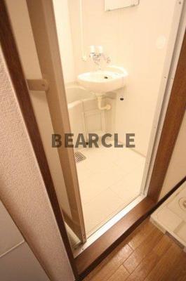 【浴室】プレジール山科