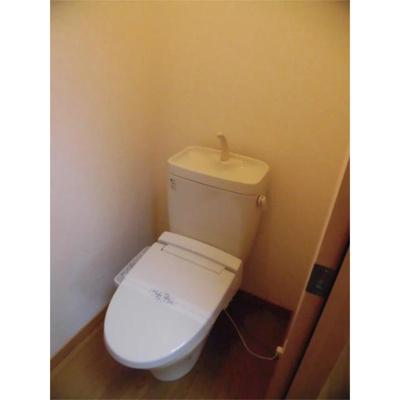 イーストリヴのトイレ