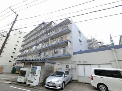 【外観】日清第二横浜コーポ